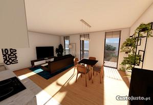 Apartamento T2 82,00 m2