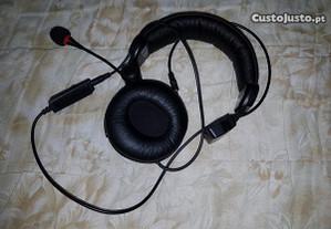 headphone para PC PS4 Nintendo DS Sony PSP Mac
