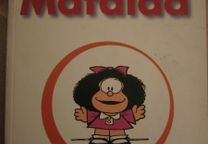 Livro Mafalda - Quino