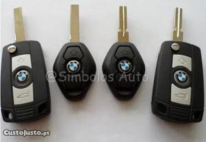 Simbolo Chave BMW