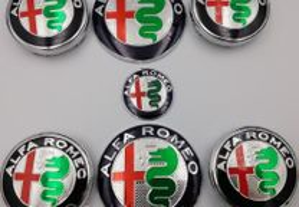 Kit Alfa Romeo 7 simbolos