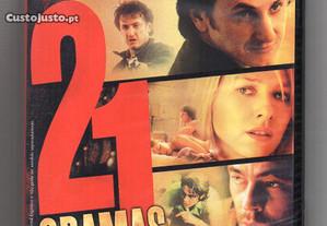 21 gramas - DVD novo