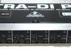 Ultra DI Pro 8x Di Behringer D1800