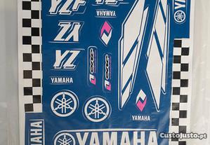 Yamaha YZF autocolantes