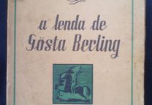 A Lenda de Gösta Berling, de Selma Lagerlöf
