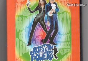 Austin Powers - DVD novo