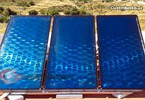 Painel Solar Novos Certificados de 2m2.