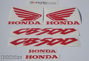 Autocolantes Honda CB 500
