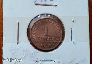 1 Centavo de 1920