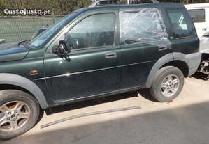 Portas Land Rover Freelander 2000