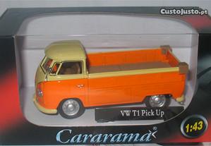 Cararama - VW Kombi T1 Pick Up