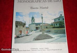 Cantigas Monográficas de Lijó (Santa Maria)