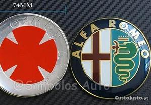 Simbolos Alfa Romeo