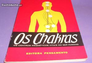 Os Chakras - C. W. Leadbeater