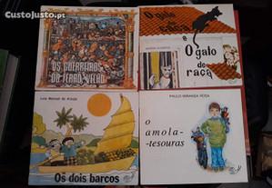 Colecção Caracol da Plátano Editora