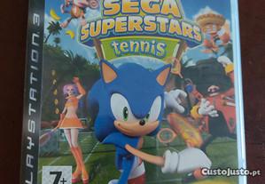 Jogos PS3 sega superstars tennis