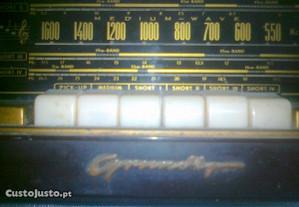 Rádio / Telefonia GRUNDIG Type 2045 WZX (Relíquia)