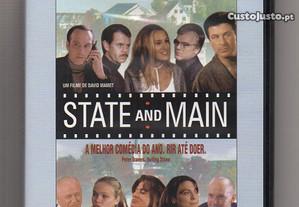 State and Main - DVD novo