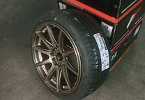 Japan Racing JR11 Bronze 5x112x114.3 8.5x18