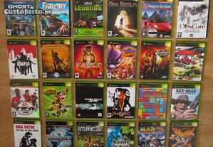 Xbox 360: Jogos da Xbox Original compativeis