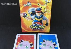 Jogo de cartas UNO Pokémon - Novo / Selado