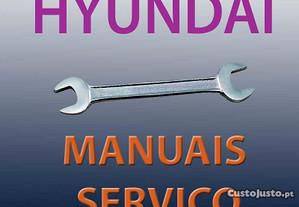 Hyundai manual serviço