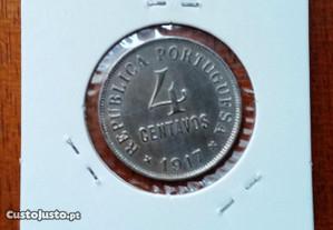 4 Centavos de 1917
