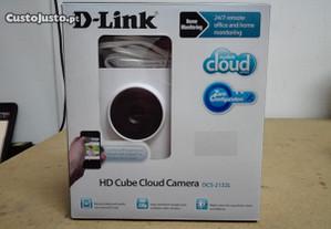 Câmara D-LINK HD - nova