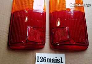 Faróis farolins Fiat 126