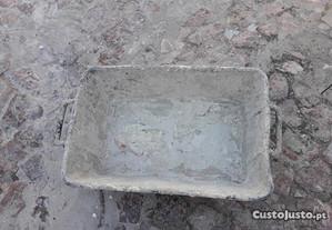 Estância / bacia para fazer cimento 70x50