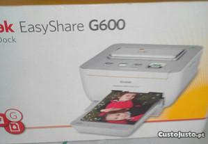 Impressora kodac easyshare G600 nova