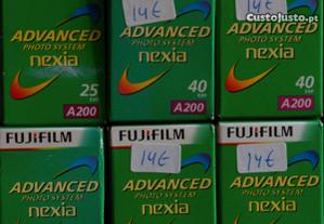 Fujifilm aps 40 exposições