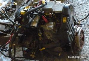Motor Land Rover Freelander 2.0TD
