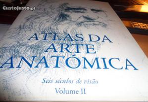 Livro Atlas da Arte Anatómica Volume II Of.Envio