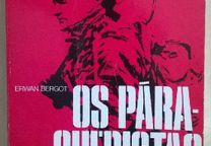 Os Pára-Quedistas - Erwan Bergot