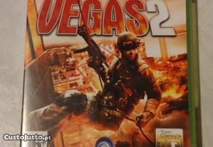 Jogo X-BOX 360 Vegas 2