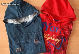 14A - Camisolas para rapaz