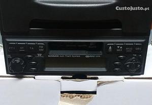 Rádio para Nissan navara D22