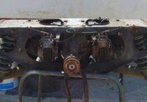 Eixo Traseiro Jaguar XJS V12