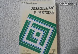 Organização e Métodos - R.G. Breadmore (1987)