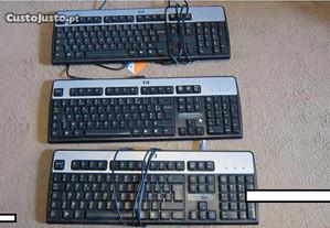 teclados HP baixa preço