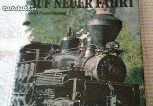 O comboio a vapor por todo o mundo