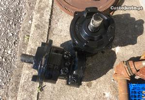 Motores hidráulicos para JCB 1 REXROTH