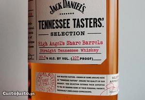 Whiskey - Jack Daniel´s High Angel´s Share Barrels