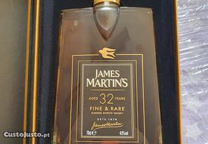 James Martin 32 anos