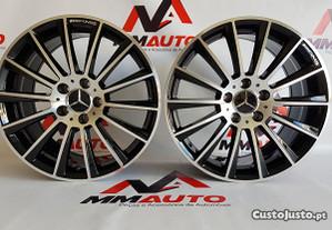 Jantes Mercedes Turbine AMG 18