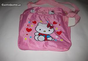 Sacola/Mochila para criança da Hello Kitty/Novo!