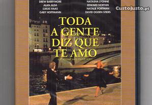 Woody Allen - DVD novo