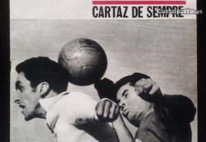 Flama - Futebol: Portugal-Espanha