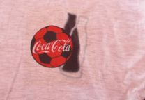 T shirt da Coca Cola